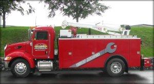 Doug's Service Truck